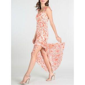 Nikibiki Dresses - Floral Ruffle Dress